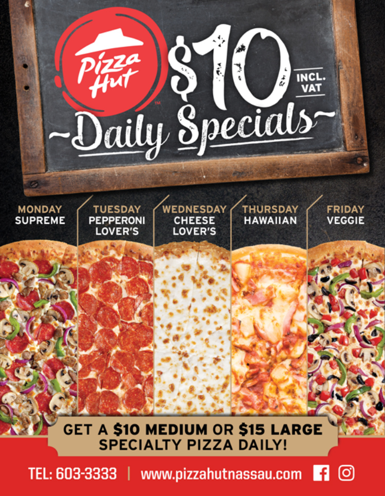 · National Pizza Day is on February 9, and you can get freebies and discounts at chains like Pizza Hut and Roundtable.