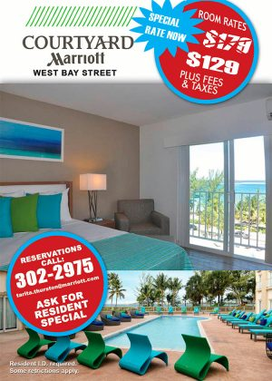 Courtyard Marriott Nassau My Deals Today
