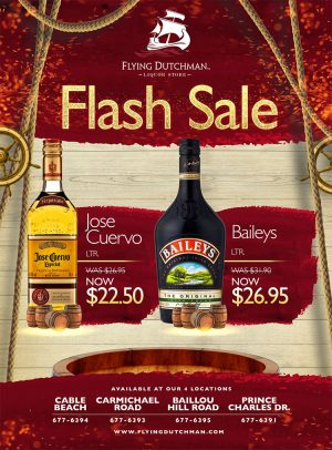 New Week, New Flash Sale - Flying Dutchman Liquor Stores on My Deals Today